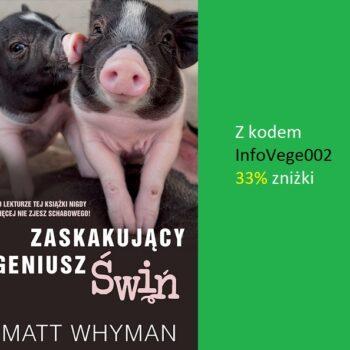 Matt Whyman ZASKAKUJĄCY GENIUSZ ŚWIŃ